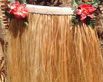 Authentic Hula Skirt Or Grass Skirt Decoration. (Decorations Item Only, Not For Used Or Wearing). Choose Any Color.