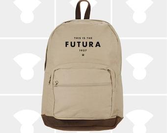 Laptop Backpack - Canvas Backpack - Backpack Men - Work Backpack - Carry on Bag - Backpack Women - Variety of Graphic Design Graphics