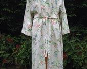 Vintage c. 1980s cotton f...
