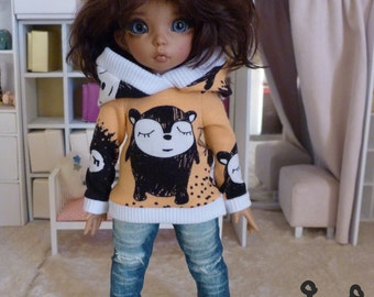 Littlefee (YOSd) monster hoodie
