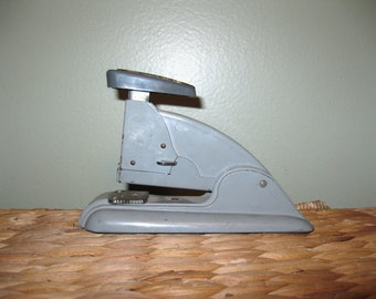 70s Retro Swingline #3 Speed Stapler / Vintage / Office Decor