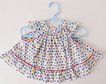 Vintage Baby Pinafore