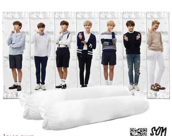 BTS Bangtan Boys Body Pillow/Bolster Case Version 2