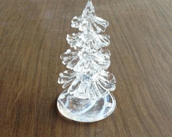 Glass Fir Tree