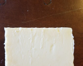 Homemade Natural Goats Milk Soap