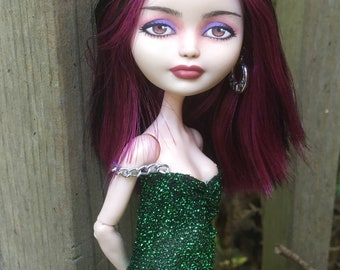 OOAK Ever After high barbie doll repaint