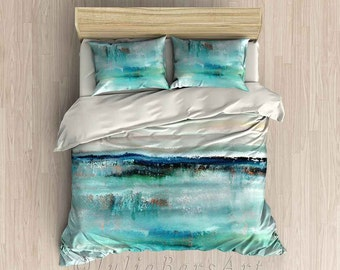 collection green for cover ocean decorations seasons blue set zulily bedding and covers duvet