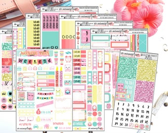 Me Time Collection for Erin Condren Life Planner/Planners