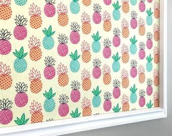 Pineapples Pin Board Jewelry Board Organizer