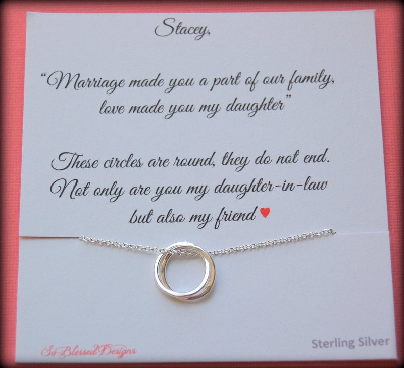 Mother To Daughter Gifts On Wedding Day Choice Image - Wedding ...
