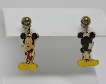 Lovely Disney earrings
