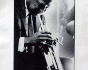 Miles Davis 24x36 Ted Williams Photography Poster Jazz