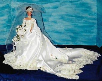 Imperial Empress Bride - 2000 Contest Entry  - Bride example