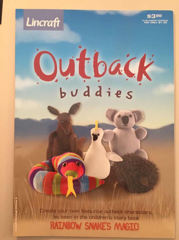 Lincraft outback buddies pattern book 22925749 five easy to description lincraft outback buddies pattern jeuxipadfo Gallery