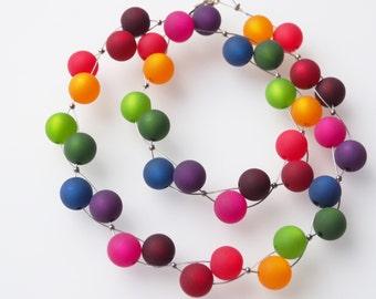 rainbow necklace polaris colofurl necklace rainbow