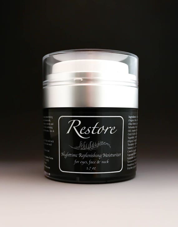 Restore Nighttime Replenishing Moisturizer