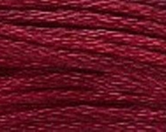 CRANBERRY 0360 Gentle Art GAST hand-dyed embroidery floss cross stitch thread at thecottageneedle.com