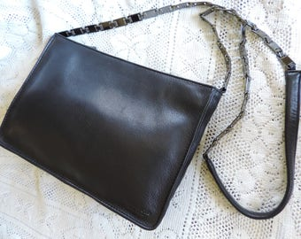 Vintage Kenneth Cole - New York - Shoulder Bag Black