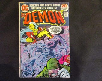 The Demon #13 D.C. Comics 1973