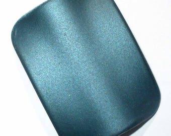 1 Pearl Rectangle gum drunk 40x30mm AR104BLP oil