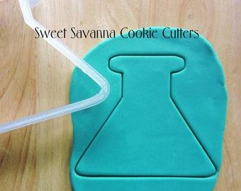 Beaker Cookie Cutter - Scientist Beaker