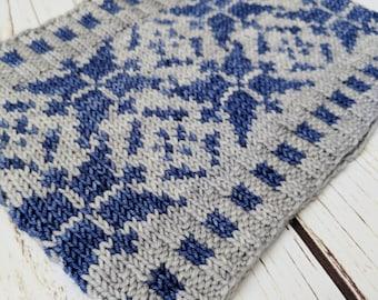 Stoweflake Cowl Pattern