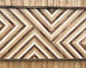 Rustic Wall Art Handmade Of 100% Reclaimed Wood, Wall Art,  Wood Wall Art,  Wooden Wall Art
