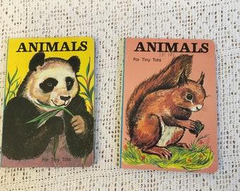 Vintage books, printed in Japan