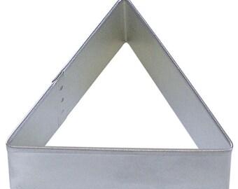 """Triangle cookie cutter, 3"""""""