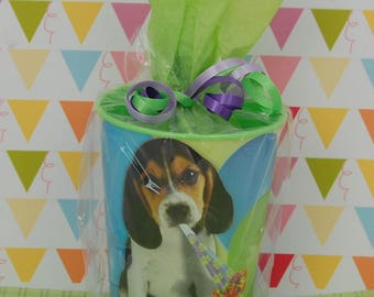 Pre-Filled Birthday Party Favors - Birthday Goodie Bags - Kids Party Supplies - Character Favors - Puppy Party Theme Party - Loot Bags
