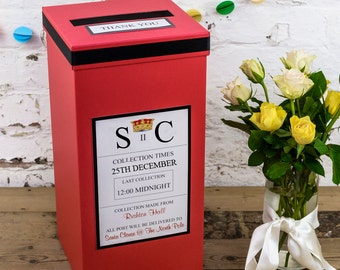 Personalised Royal Mail Wedding Post Box
