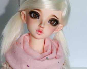MSD BJD Scarf for 1/4 doll Minifee