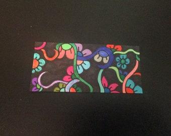 Bookmark made by me. All original design.