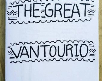 The Great Vantourio - issue 11
