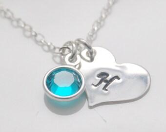 Girls initial necklace, Initial necklace, Girls jewelry
