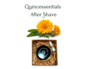 Aftershave, Skin Care, Aftershave Balm, Natural Aftershave, Beard Care, Grooming care, Natural Skin Care, by Quincessentials