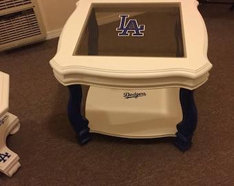LA Dodger furniture