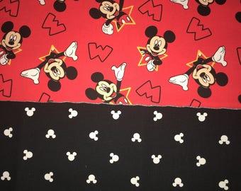 Mickey Mouse Tote Bag, Disney tote bag, diaper bag,weekend bag,overnight bag, travel bag, hobo bag, backpack, Teacher Gift, bridesmaids gift