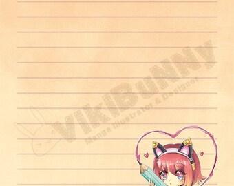 Kure-chan Notepad