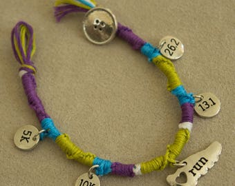 4-Race Challenge Bracelet