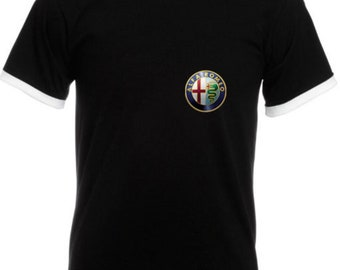Alfa Romeo Sport T-Shirt Cotton Two – Toned