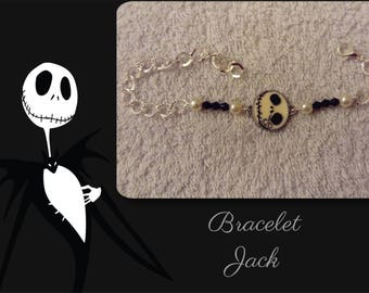 Jack charm bracelet