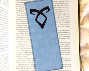 Shadowhunters Rune The Mortal Instruments Bookmark