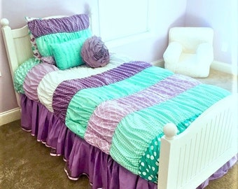 Twin Size Tulle Bed Skirt