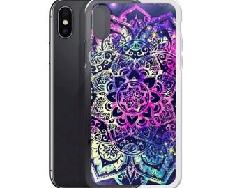 Mandala iPhone Case, mandala, iPhone 8 plus Case, iPhone 7 Plus Case, iPhone 7 Case, iPhone X Case, iPhone 6 6s, iPhone 8 Case, Phone Case