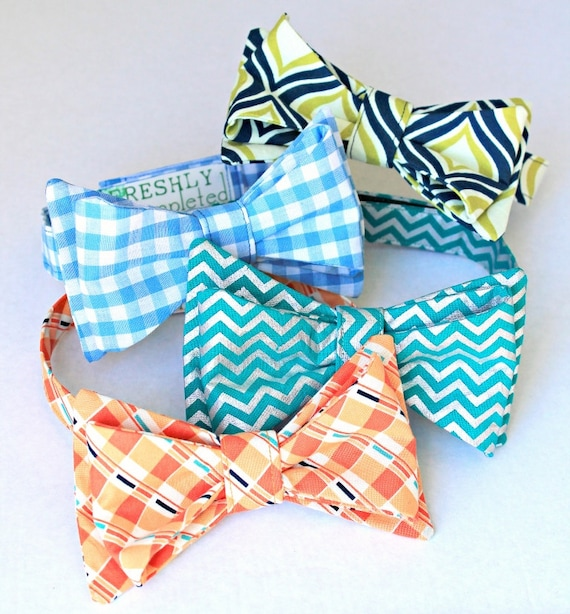 Bow Tie Sewing Pattern A Gentleman\'s Bow TieSewing