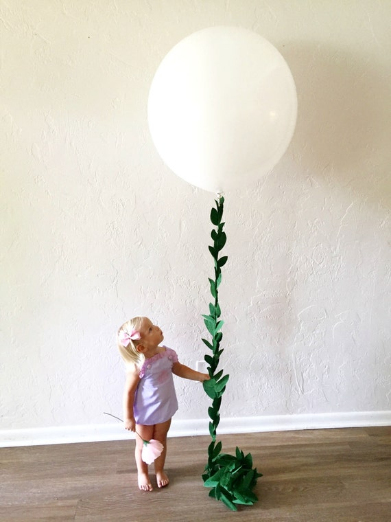 Greenery Garland Balloon Garland Faux Greenery Garland Big