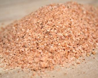 Chili Paprika Infused Gourmet Sea Salt, 2oz.