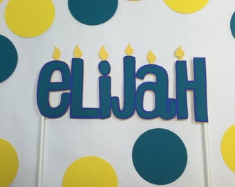 Birthday candles Etsy