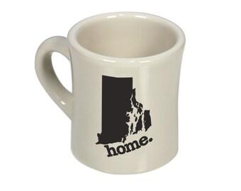 Rhode Island home. Ceramic Coffee Mug